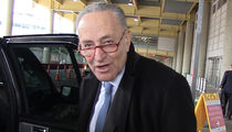 Sen. Chuck Schumer Says Dealing with Prez Trump is Like Dealing with Jell-O