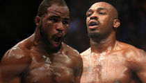Jon Jones' Jesus Act Is a Crock, Says UFC's Corey Anderson