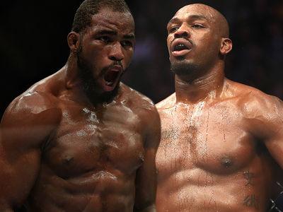 Jon Jones' Jesus Act Is a Crock, Says UFC's Corey Anderson
