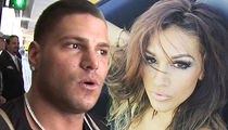 'Jersey Shore' Ronnie Ortiz-Magro Files Battery Report with Police Against Jen Harley