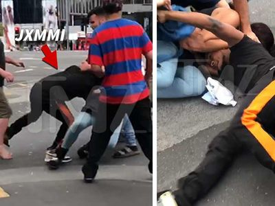 Rae Sremmurd's Slim Jxmmi Involved in Bloody Street Brawl in New Zealand