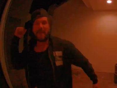 Ronnie Ortiz-Magro Caught Smashing Jen Harley's Security Cam, Photos Show NYE Damage