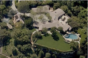 Adam Levine's New Digs