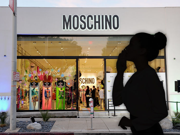 Moschino USA Sued for Referring to Black Customers as 'Serenas'