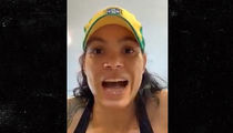 Amanda Nunes Says She's the Greatest UFC Fighter Ever, Men Included!