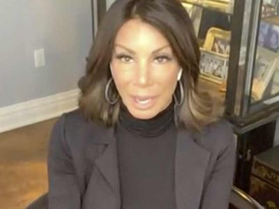 Danielle Staub Goes Off on Estranged Husband, Apologizes to 'Housewives'