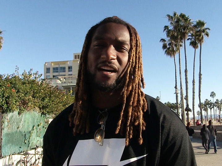 Australian Rules Superstar Nic Naitanui Spent New Year's With LeBron, Kendall & Drake