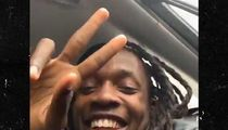 Melvin Gordon's Uber Driver Talks Smack About Chargers, Unaware He's Their RB