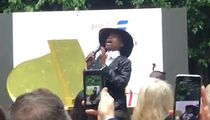Billy Porter Sings 'Shallow' From 'A Star is Born' at Gold Meets Golden Event