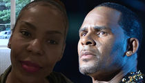 R. Kelly's Ex-Wife Not Against Him Rekindling Relationship with Their Kids