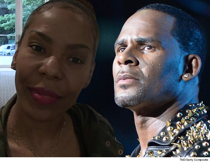 R  Kelly's Ex-Wife Not Against Him Rekindling Relationship with
