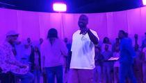 Kim Kardashian Teases New Sunday Service with Kanye West Leading Choir