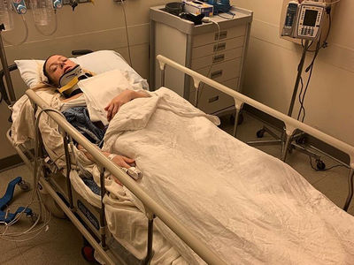 Boston Marathon Bombing Survivor Adrianne Haslet Hit By Car, Hospitalized