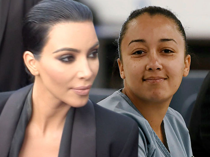 Kim Kardashian Celebrates Cyntoia Brown As Inmate is Granted Clemency