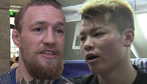 Tenshin Nasukawa Issues Demands to Fight Conor McGregor