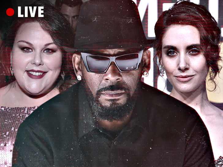 TMZ Live R. Kelly I'm Going To Expose My Accusers!