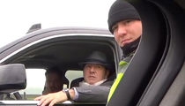 Kevin Spacey Pulled Over for Speeding On Way Home from Court Hearing