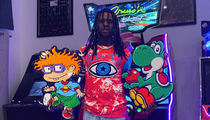 Chief Keef Buys Cartoon Art Collection Valued Around $40,000