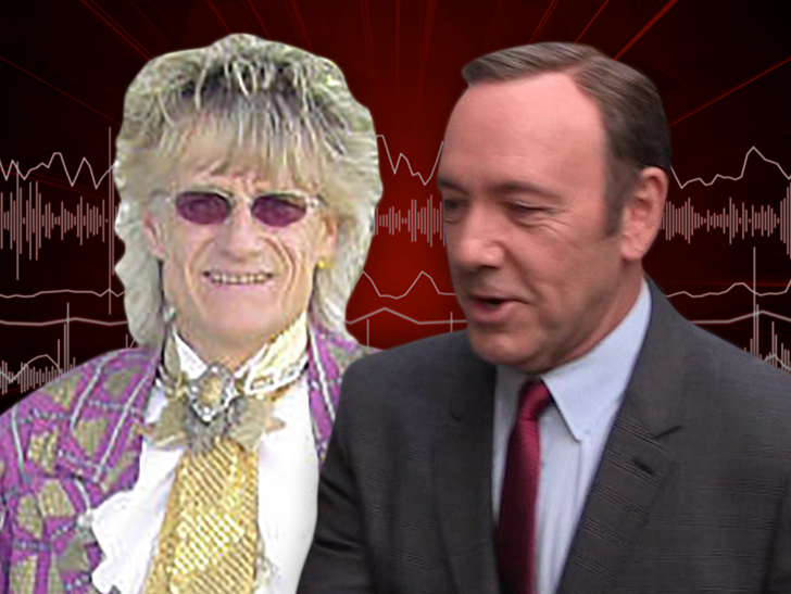 Kevin Spacey's Brother Claims Kevin's Become Their Dad ... The 'Creature' Who Molested Us