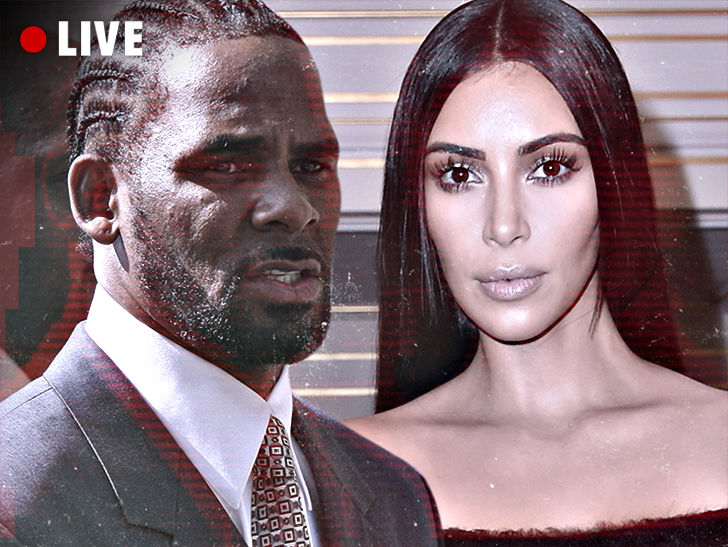TMZ Live R. Kelly Alleged Sex Slaves At His Concert?