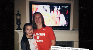Trevor Lawrence's GF Predicted Clemson National Title 2 Years Ago