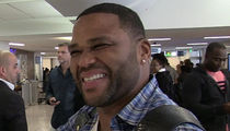 Anthony Anderson Dubs Himself 'Ghetto MacGyver' After Pulling Diamond from Drain