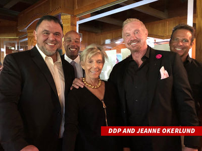Wrestling Legends Honor 'Mean' Gene Okerlund at Celebration of Life