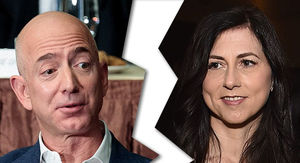 Jeff Bezos and Wife in $137 Billion Divorce