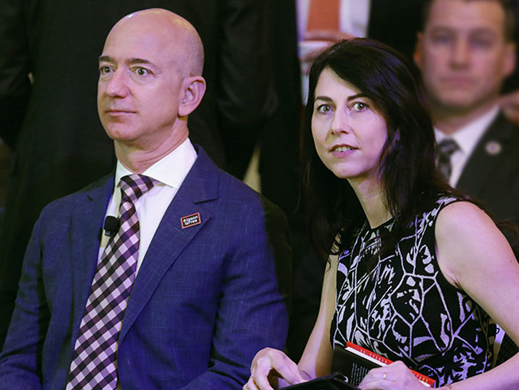 Jeff and MacKenzie Bezos Did NOT Have a Prenup so $137 Billion on the Line in Divorce