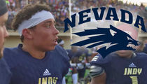 'Last Chance U' Star Malik Henry To Walk On At Nevada