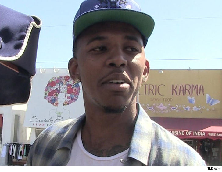 3ca2bdc929af NBA star Nick Young has been named a suspect in an alleged robbery that  went down last week -- in which Swaggy s accused of striking a guy in his  testicles ...