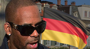 R. Kelly Bookings Still Going Strong in Germany Despite 'Surviving'