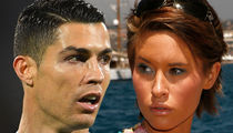 Cristiano Ronaldo Denies New Allegations from 'Celebrity Big Brother' Star