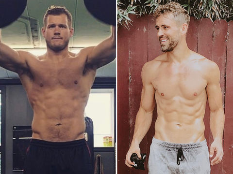 Colton Underwood (26) vs. Nick Viall (38) -- 'Bachelor' Edition