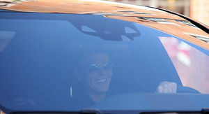 Jeff Bezos' New Chick's Ex Patrick Whitesell Is All Smiles Cruising Around L.A.