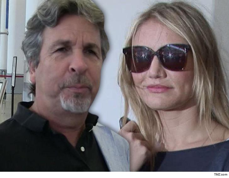 'Green E book' Director Peter Farrelly Apologizes for Flashing Penis to Cameron Diaz - TMZ