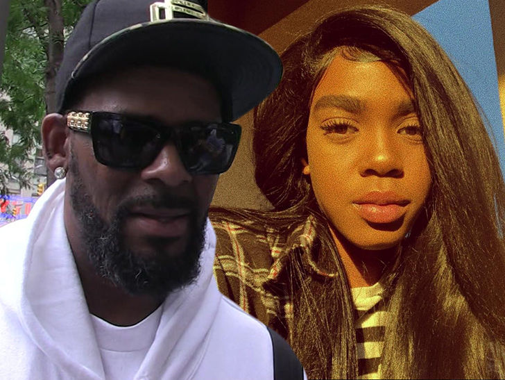 R. Kelly's Daughter Buku Abi Calls Him a 'Monster' and a Terrible Father