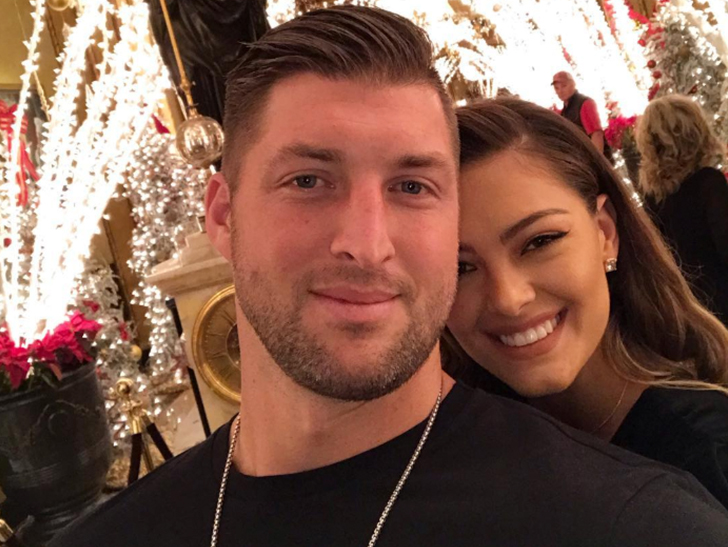 Tim Tebow Engaged To 2017 Miss Universe Demi Leigh Nel Peters She
