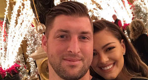 Tim Tebow Engaged to 2017 Miss Universe Demi-Leigh Nel-Peters, 'She Said Yes!'