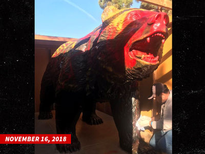 USC Fans Face Three Years In Jail For Vandalizing UCLA Bear Statue