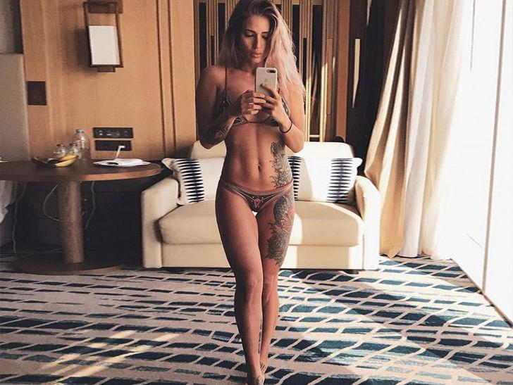 MMA Fighter Anastasia Yankova: I'm a Bikini Model Too!