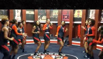 Auburn Women's Basketball Causes 'Uproar' With Incredible Locker Room Dance-Off