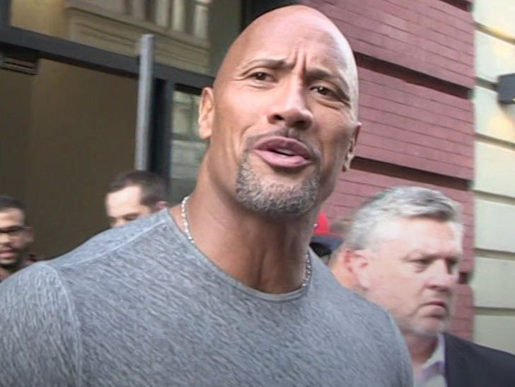 The Rock Rips 'Generation Snowflake' for Looking for Reasons to be Offended