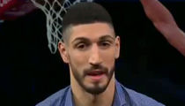 Enes Kanter to Turkey President, Jail Threats Don't Scare Me!