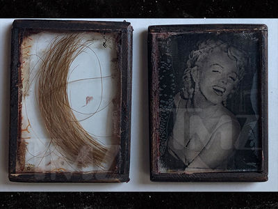 Lock of Marilyn Monroe's Hair For Sale For $16,500