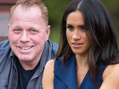 Meghan Markle's Half-Brother Thomas Arrested for DUI