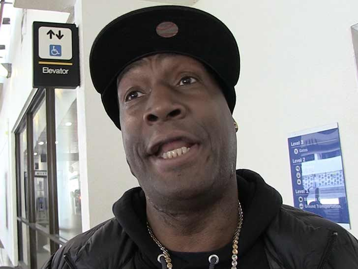 Grandmaster Flash Says R. Kelly's His Friend but He's Done Playing His Music