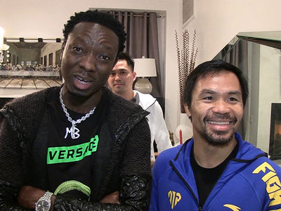 Manny Pacquiao Gets Anger Translator to Cuss Out Adrien Broner
