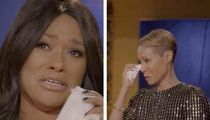 Jada Pinkett Smith Cries with Alleged R. Kelly Victim Lisa Van Allen as She Opens Up