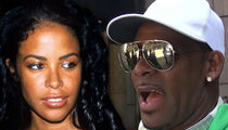 Old R. Kelly Clip Debunks Lawyer's Claim About Aaliyah's Age and Marriage
